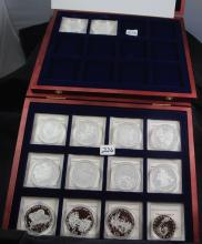 HISTORY OF AMERICA 14 COIN SET