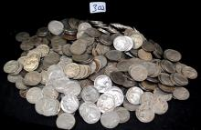 454 BUFFALO NICKELS FROM SAFE DEPOSIT