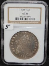 RARE COINS & CURRENCY - JEWELRY - ART & MORE!
