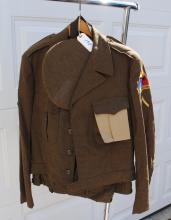 U.S. MARINE CORPS WOOL UNIFORM