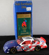 1996 AUTHENTIC OLYMPIC GAMES - DALE EARNHARDT CAR