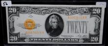 $20 GOLD CERTIFICATE - SERIES 1928