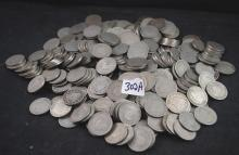 366 LIBERTY NICKELS FROM SAFE DEPOSIT