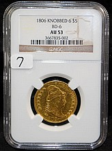 LIFE LONG COLLECTIONS OF COINS, JEWELRY & RELATED