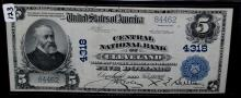$5 NATIONAL CURRENCY
