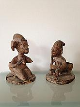 Yoruba Divination Cups