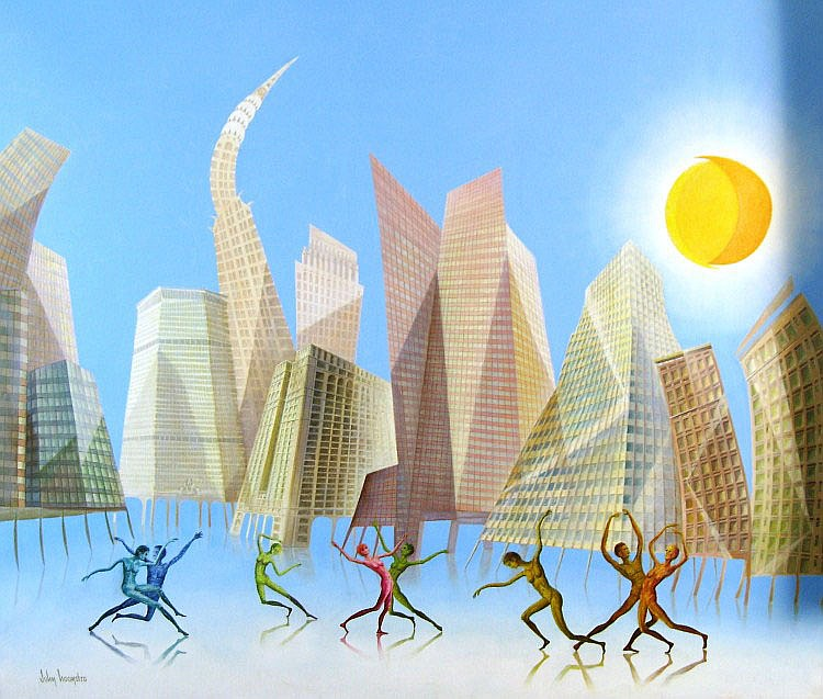 John Haanstra (1945), Four seasons on Park Avenue