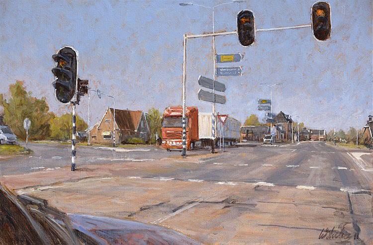 Walter Stoelwinder (1948), Quatrebras, 2010