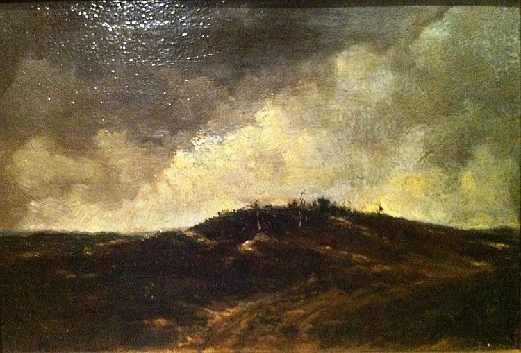 Jan van Lijnschooten (1875 - 1958), dunes