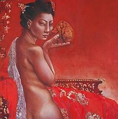 Birgit B. de Boer (1973), Dragon Lady