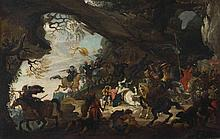 Attribué à ALEXANDER CASTEELS (1633-1681).