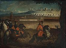 Ecole Espagnole du début du XVIIIème siècle.