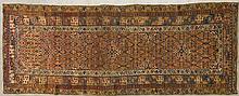 ANCIENNE GALERIE KURDE (nord ouest de la Perse vers 1860).