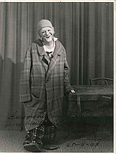 Adrien Wettach, dit GROCK (1880-1959) clown. PHOTO