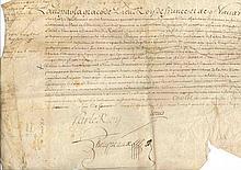 LOUIS XV (1710-1774) Roi de France. 5 P.S. (secrét