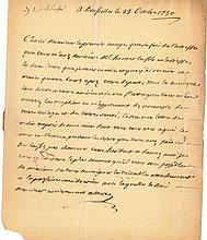 Jean-Baptiste ROUSSEAU (1671-1741) poète. L.A., Br