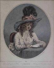 Paire de gravures anglaises par W. Ward et Smith.