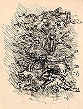 Cremer, FritzWalpurgisnacht. Feder und