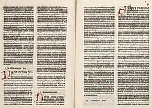 Duranti, Guilelmus Rationale divinorum officiorum.