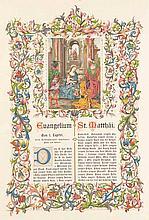 Das Neue Testament nach der deutschen Übersetzung
