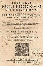 Chokier, Jean de Thesaurus Politicorum