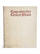 Epigramme des Clement Marot