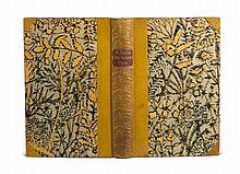 Kubin, Andere Seite EA VAWith 52 illustrations and 1 map. Orig. half calf with richly gilt spine, spine label and top edge gilt (slightly rubebd). - One of 100 numbered copies of the leading edition on mould-made paper.