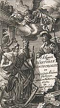 Rupertus, Christoph Adam Observationes Ad Historiae Universalis Synopsin Besoldianam minorem. Mit gest. Titel. Nürnberg, Endter, 1659. 48 Bll., 720 S., 36 Bll. Tabulae Chronologicae. 8°. Prgt. d. Zt. mit handschriftl. RTitel (leicht berieben u.