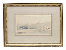 Sammlung von 6 Originalen. Bildmaße 18,5 x 13,8 cm bis 49 x 29 cm.