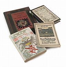 Sammlung von ca. 110 Werken, hauptsächlich zur Topographie, Heimatkunde und Geschichte der Schweiz, ca. 20 Reiseführer sowie ca. 100 Neujahrsblätter. Mit zahlreichen Stichen. 18-20. Jh. Verschiedene Techniken und Formate.