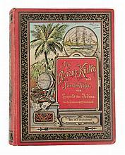 Jedina, Leopold von An Asiens Küsten und Fürstenhöfen. Tagebuchblätter von der Reise Sr. Maj. Schiffes