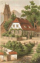 Umfangreiche Sammlung Harz-Literatur.
