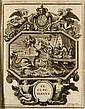 Opera quae extant, interpretatione et annotationibus illustravit G. Pyrrho. Mit gest. Frontispiz u. Holzschnitt-Titelvignette. Paris, Leonard, 1677. 4°. 21 Bll., 712 SS., 92 Bll. (Index Vocabulorum). Kalbslederbd. d. Zt. mit Rückenschild u.