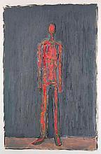 Bachmann, HermannRotmann. 1983. Öl auf glattem