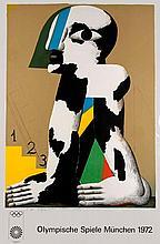Antes, HorstOlympische Spiele München (Plakat).