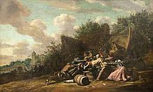 Niederländischer Künstler des 17.