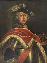 Nach Antoine Pesne (1683 - 1757), KopistFriedrich