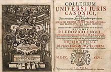 Engel, Ludwig Collegium universi juris canonici,