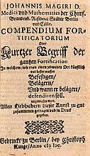 Magirus, Johann Compendium Fortificatorium oder