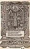 Französisches Stundenbuchblatt auf dünnen Bütten.