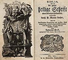 Biblia, das ist: die ganze Heilige Schrift ... mit