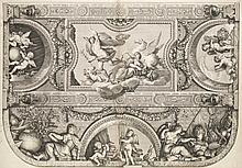 Sammlung von ca. 40 Kupferstichen des 16.-19. Jh., meist Folio und Gr.-Folio.