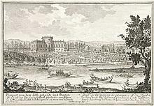 Delsenbach, Johann Adam u. Fischer von Erlach  Folge von 6 Kupfertafeln aus: