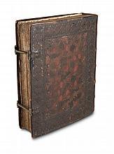 von Lengercken, Regina  Handschriftliches Erbauungsbuch der Regina von Lengercken. Ca. 400 S. 18