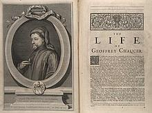 Chaucer, Geoffrey  The works. Compared with the former editions, and many valuable MSS. out of W