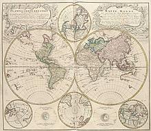 Homann Erben  Atlas compendiarius seu ita dictus scholasticus minor in usum erudienda juventutis