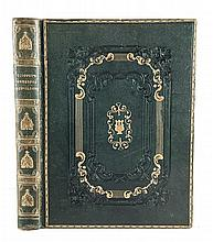 Goodwin, Francis Domestic Architecture, being a series of designs for mansions, villas, rectory houses, parsonage houses, bailiff's lodge, gardener's lodge, game-keeper's lodge, park gate lodges, etc. in the Grecian, Italian, and Old English styles