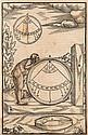 Agricola, Georg Vom Bergkwerck XII. Bucher darin alle Empter, Instrument, Gezeuge vnnd alles zu disem handel gehörig, mitt schönen figuren vorbilder, und klärlich beschriben seidt ... verteüscht durch Philippum Bechium. Mit Holzschnitt-Druckermarke