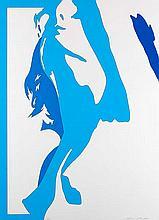 Berges, Werner Mary. 2002. Farbserigraphie auf festem Papier. 70 x 50 cm (70 x 50 cm). Signiert und nummeriert.