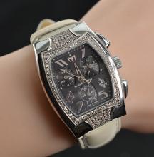 Techno Marine Techno Square 1.20 Carats t.w. Diamond Watch